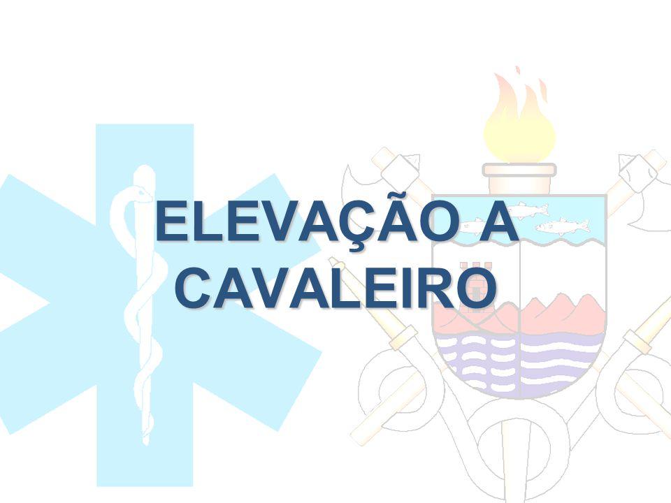 ELEVAÇÃO A CAVALEIRO
