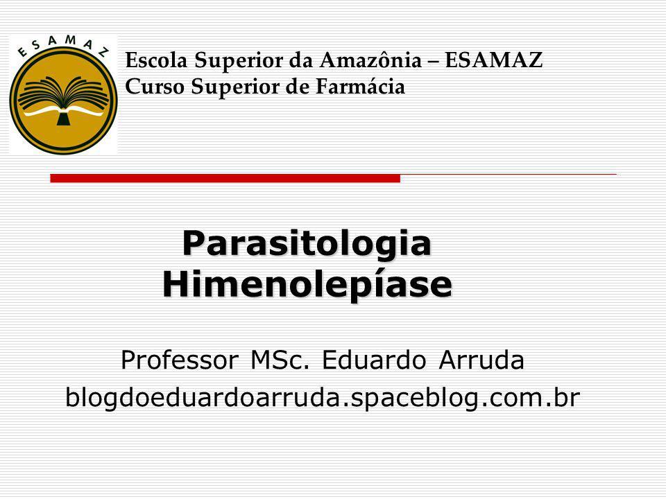 Parasitologia Himenolepíase