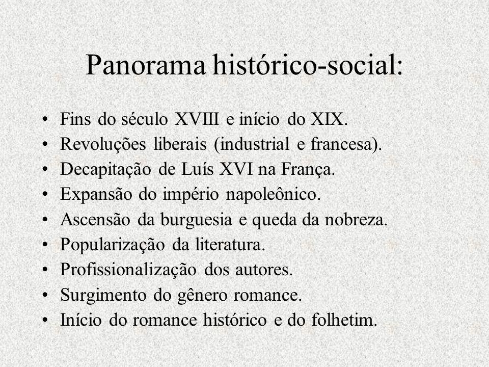 Panorama histórico-social: