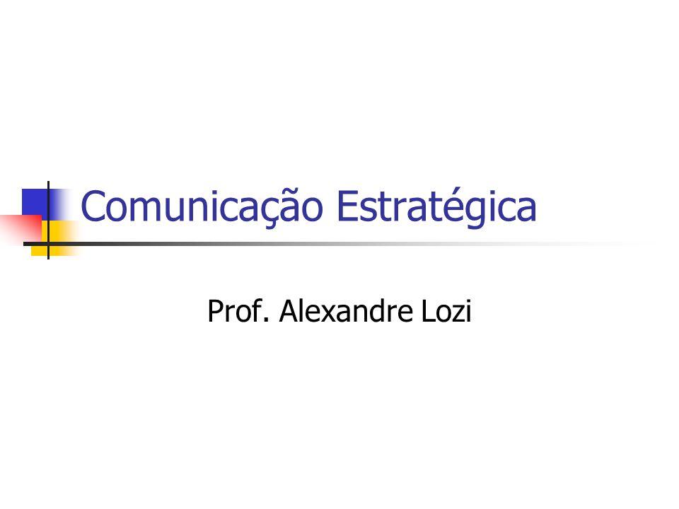Comunicação Estratégica