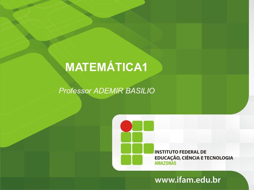 Professor ADEMIR BASILIO