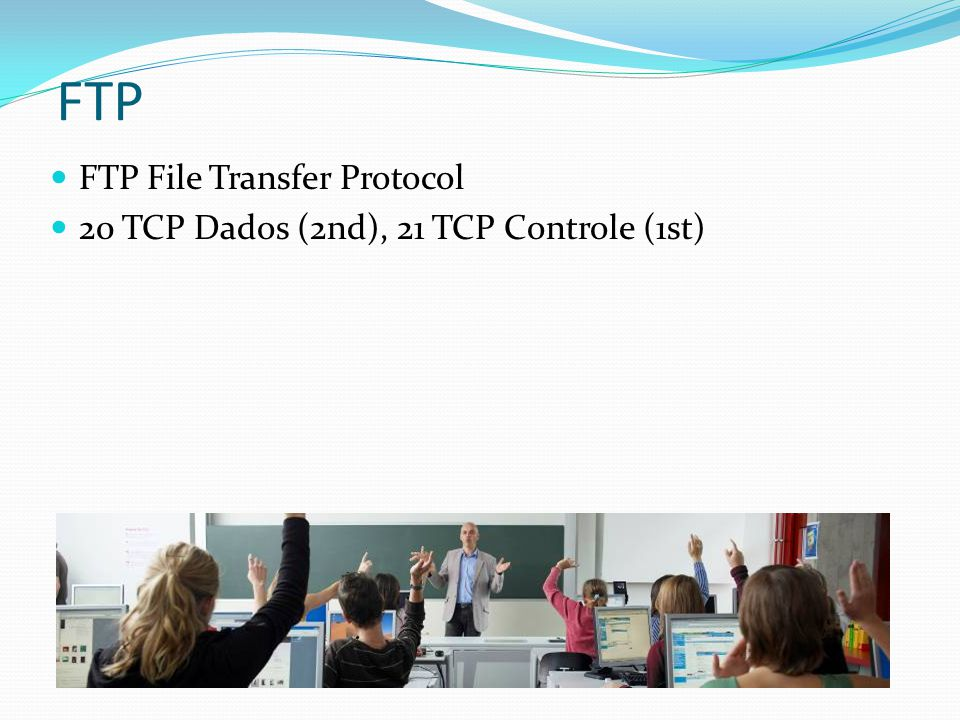 FTP FTP File Transfer Protocol