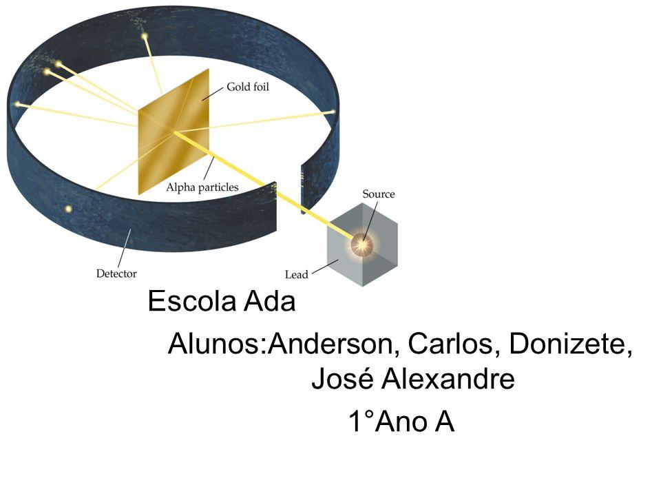 Alunos:Anderson, Carlos, Donizete, José Alexandre