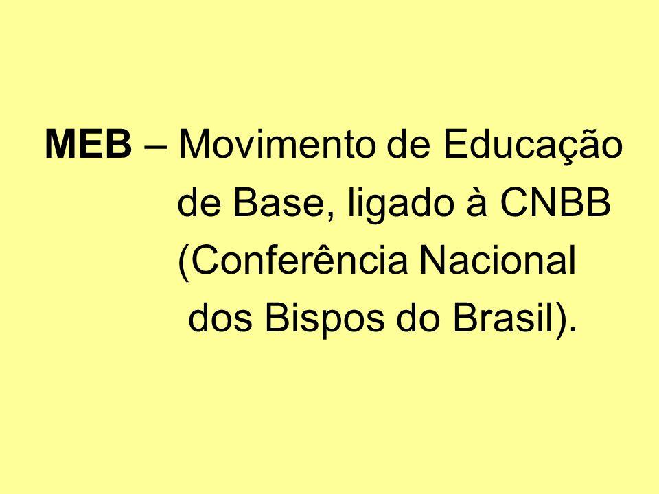(Conferência Nacional dos Bispos do Brasil).