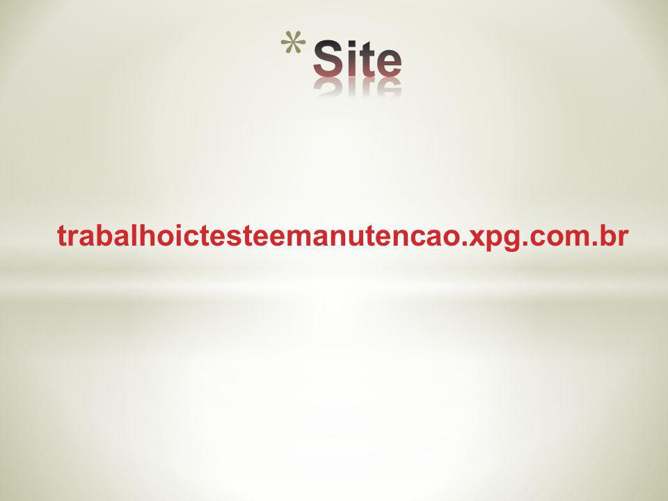 Site trabalhoictesteemanutencao.xpg.com.br