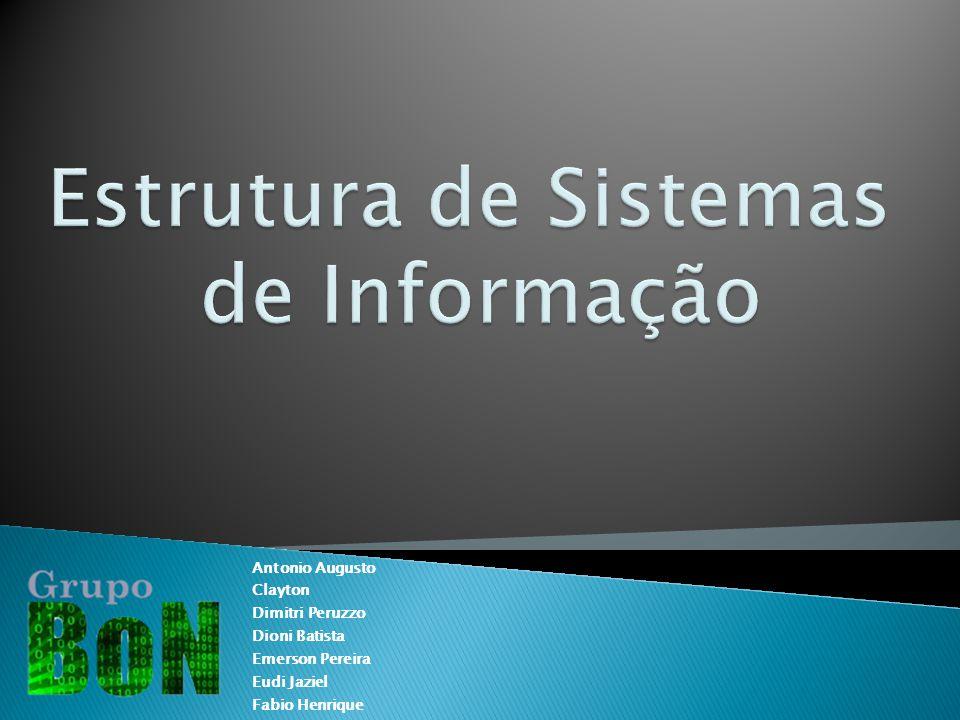 Estrutura de Sistemas de Informação