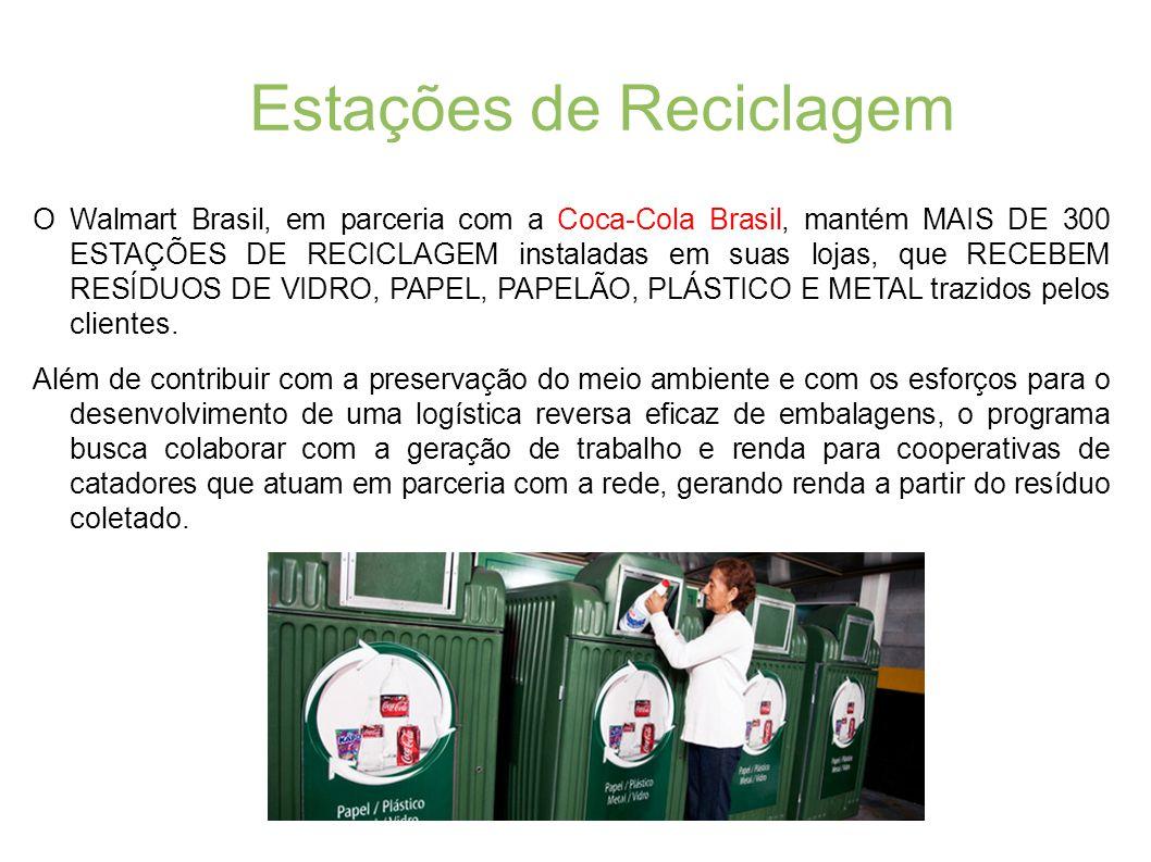 Estações de Reciclagem