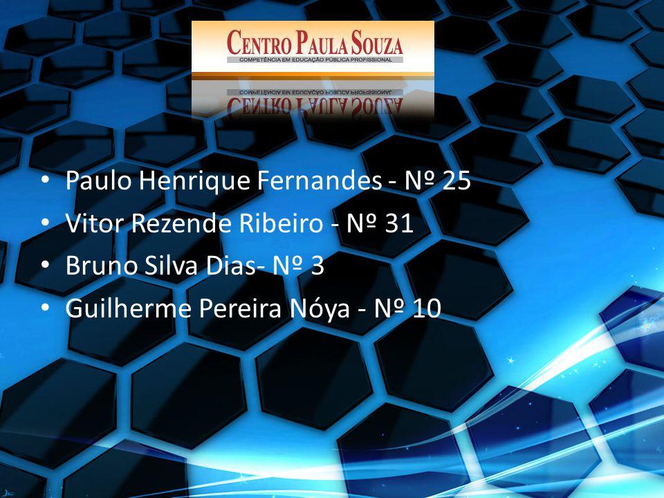 Paulo Henrique Fernandes - Nº 25