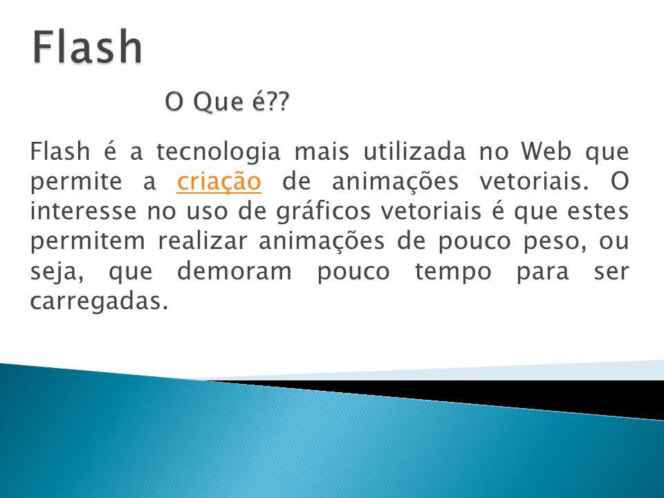 Flash O Que é