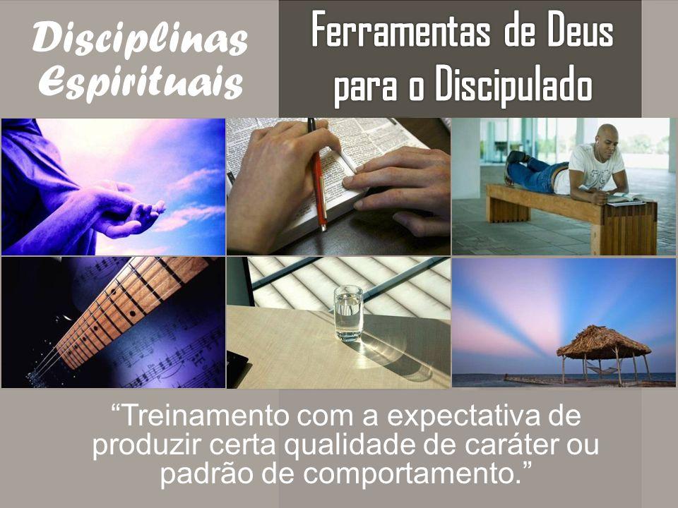 Ferramentas de Deus para o Discipulado