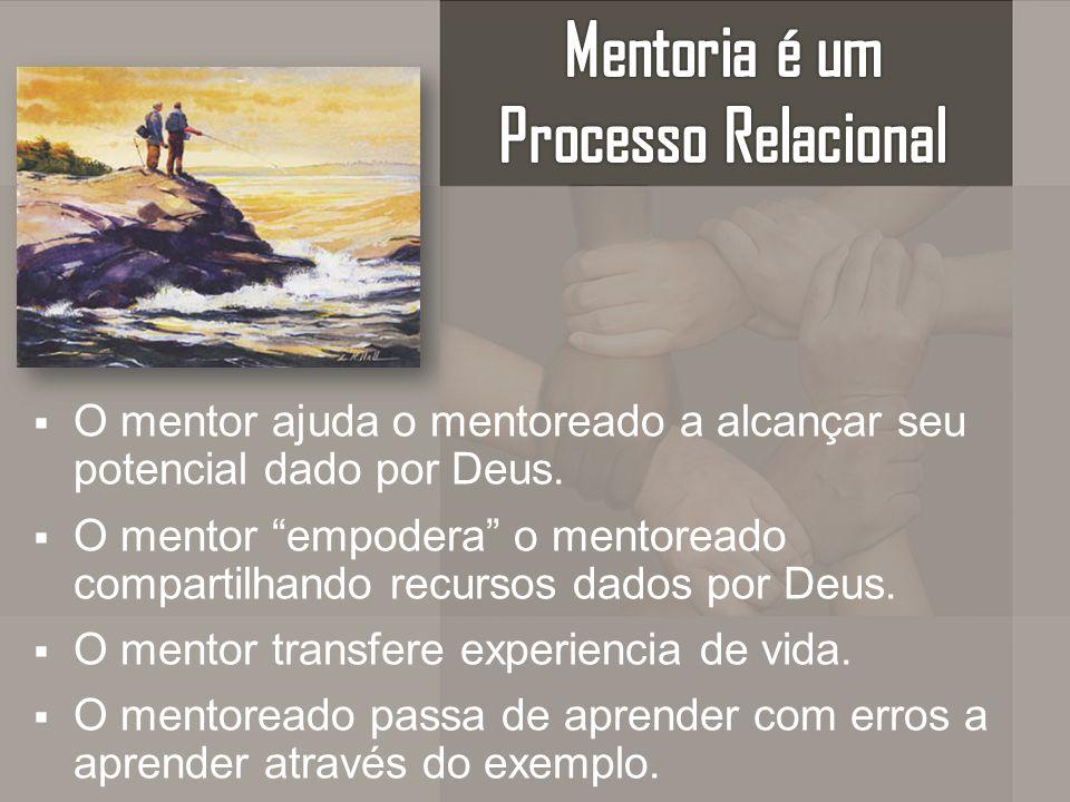 Mentoria é um Processo Relacional
