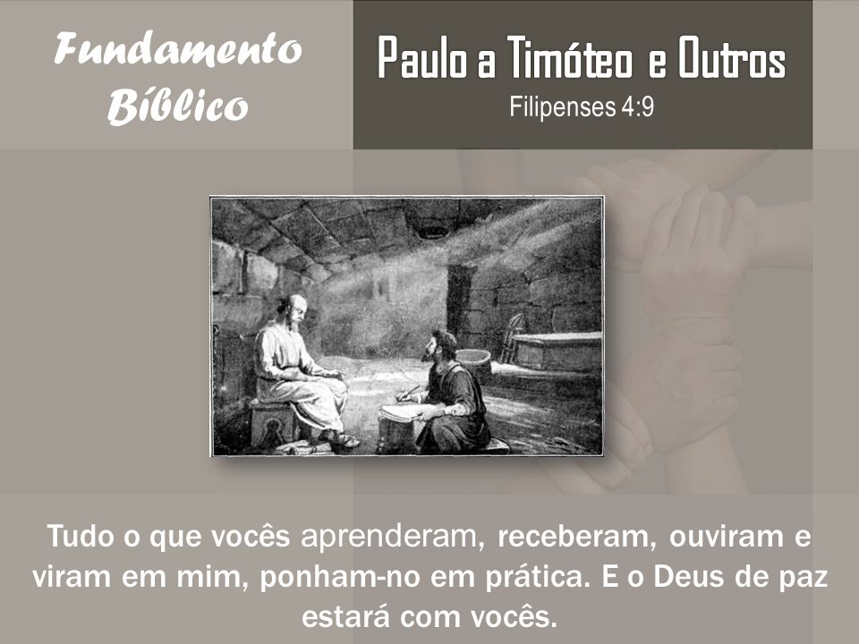Paulo a Timóteo e Outros
