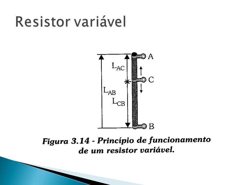 Resistor variável