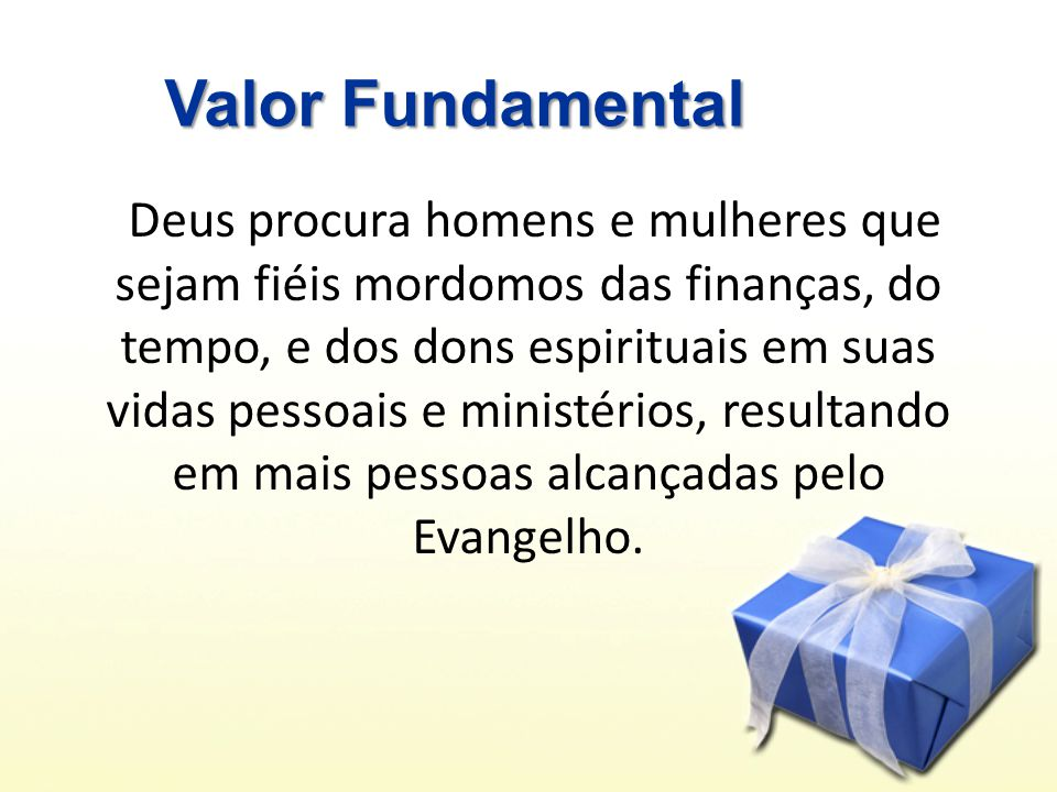 Valor Fundamental