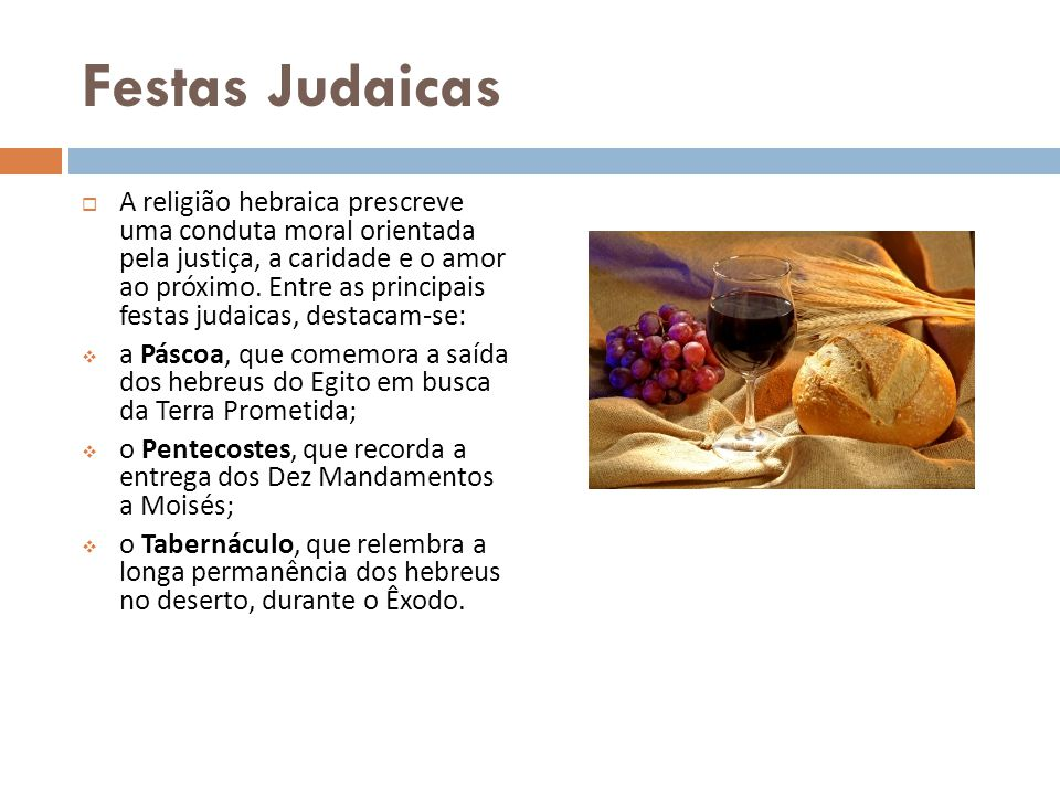 Festas Judaicas