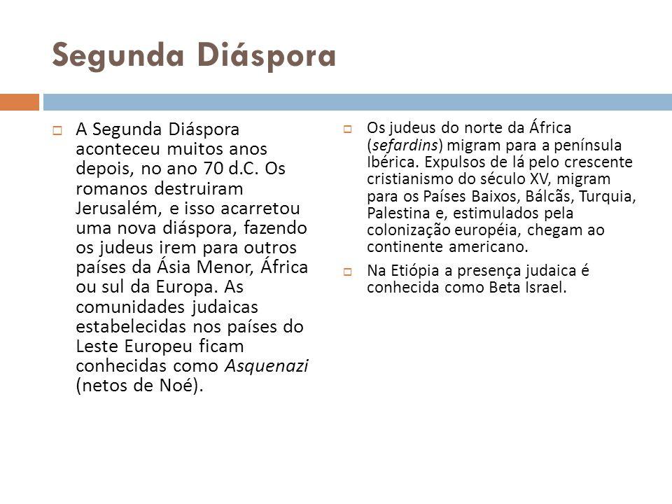 Segunda Diáspora