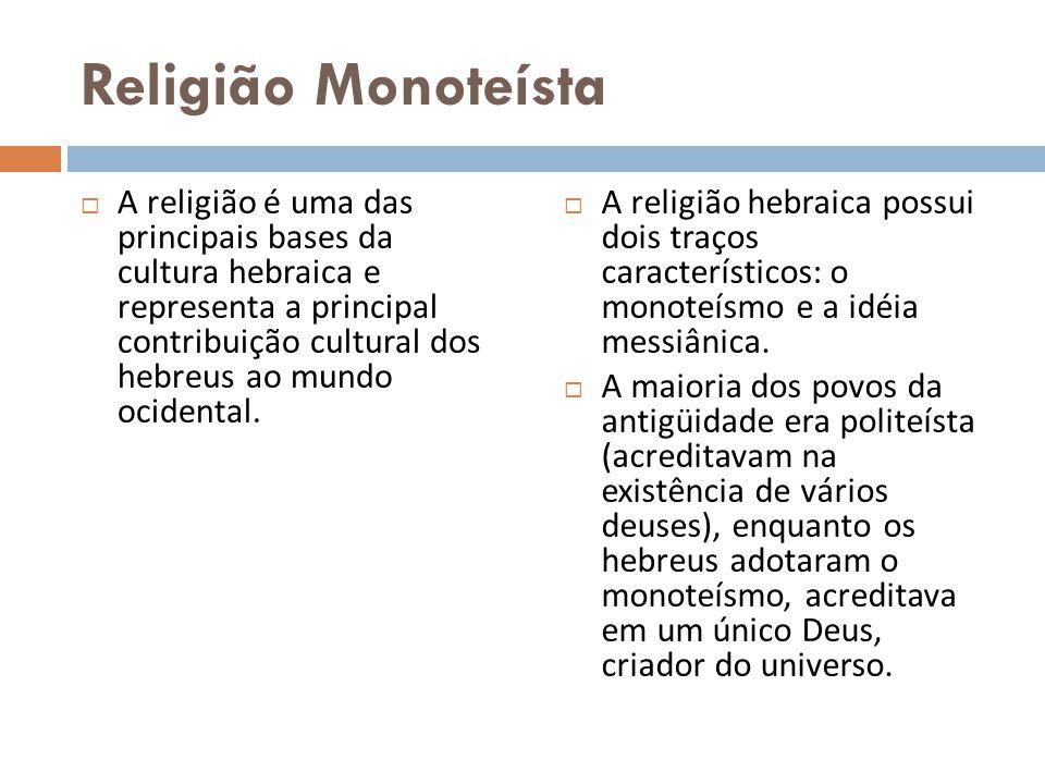 Religião Monoteísta