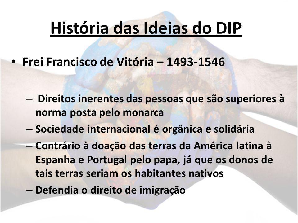 História das Ideias do DIP