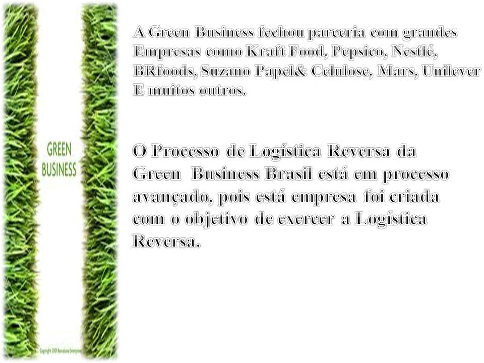 A Green Business fechou parceria com grandes