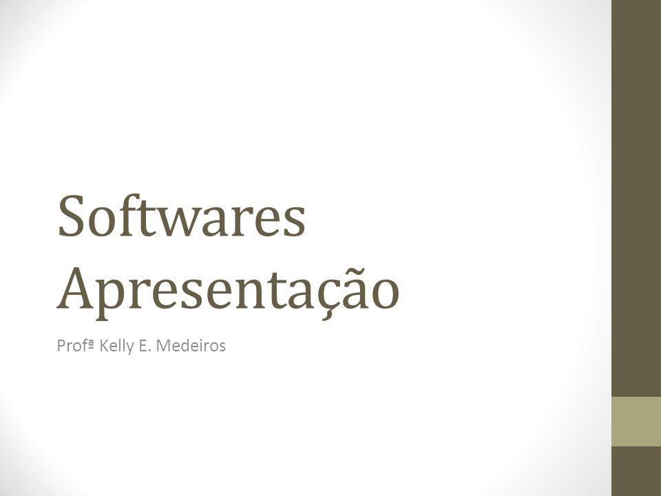 Softwares Apresentação