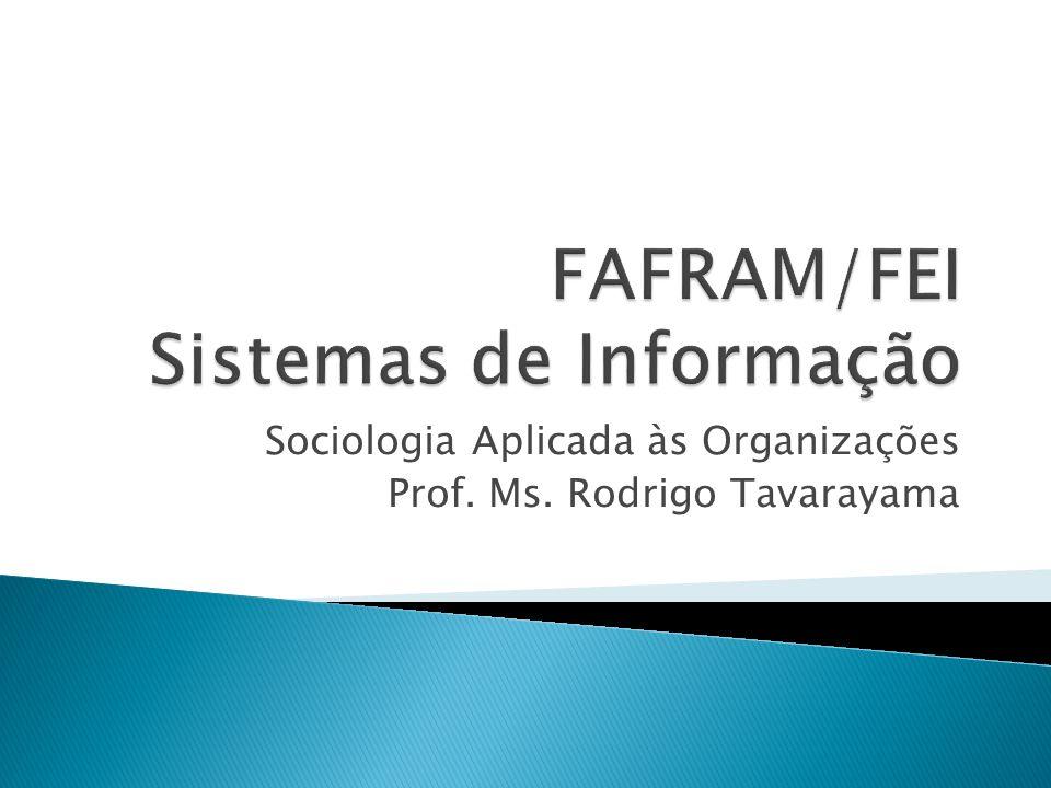 FAFRAM/FEI Sistemas de Informação