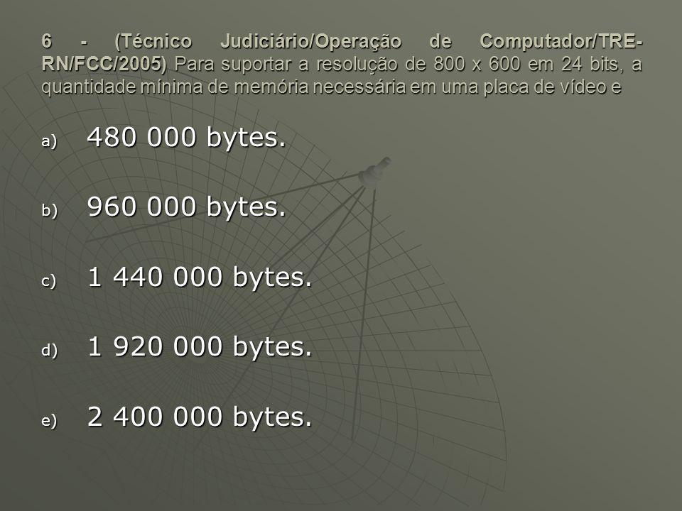 480 000 bytes. 960 000 bytes. 1 440 000 bytes. 1 920 000 bytes.