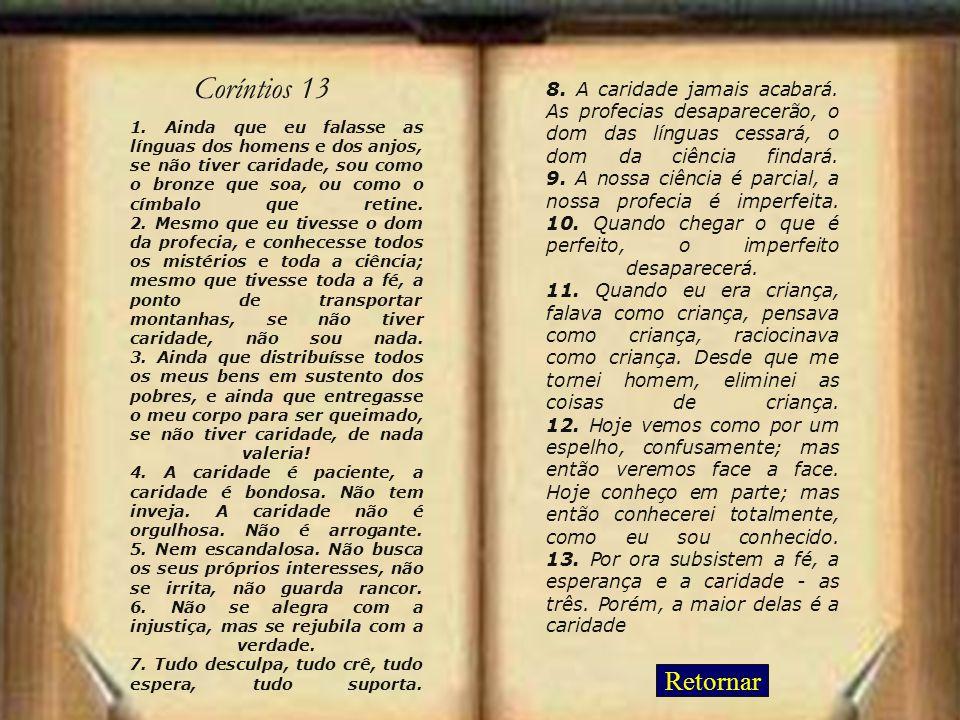 Coríntios 13