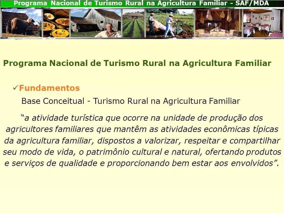 Programa Nacional de Turismo Rural na Agricultura Familiar
