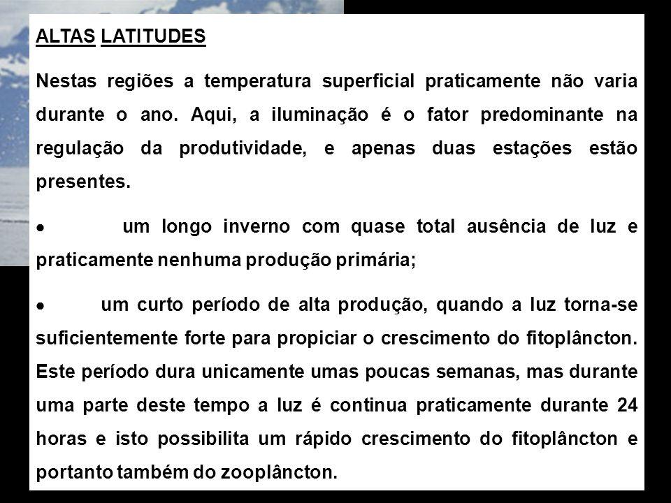 ALTAS LATITUDES
