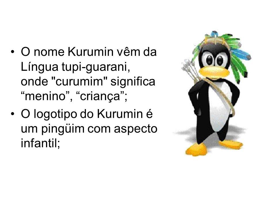 O nome Kurumin vêm da Língua tupi-guarani, onde curumim significa menino , criança ;