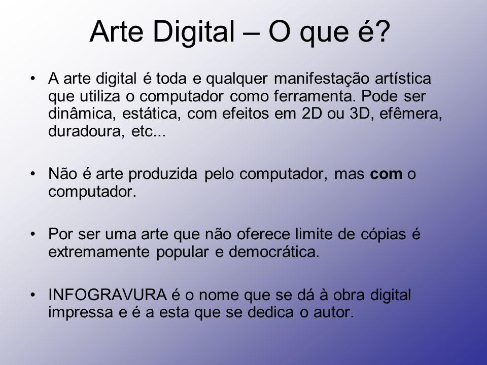 Arte Digital – O que é