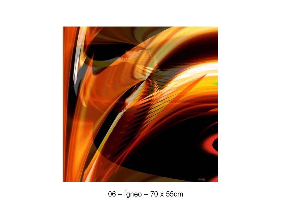 06 – Ígneo – 70 x 55cm