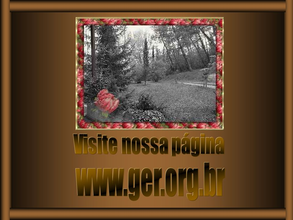 Visite nossa página www.ger.org.br