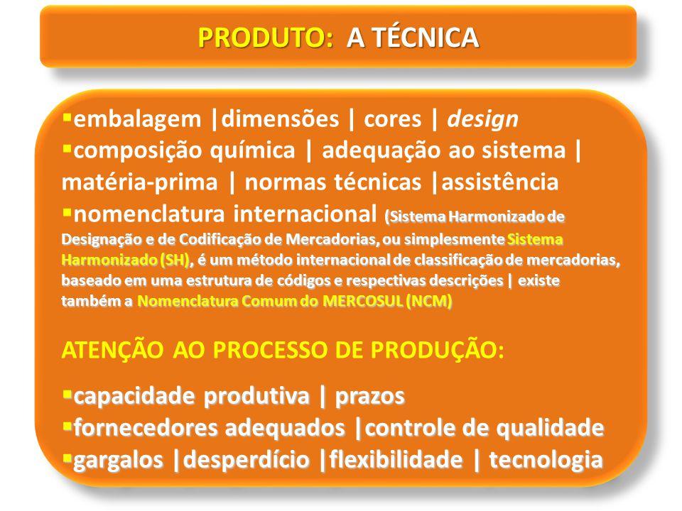 PRODUTO: A TÉCNICA embalagem |dimensões | cores | design