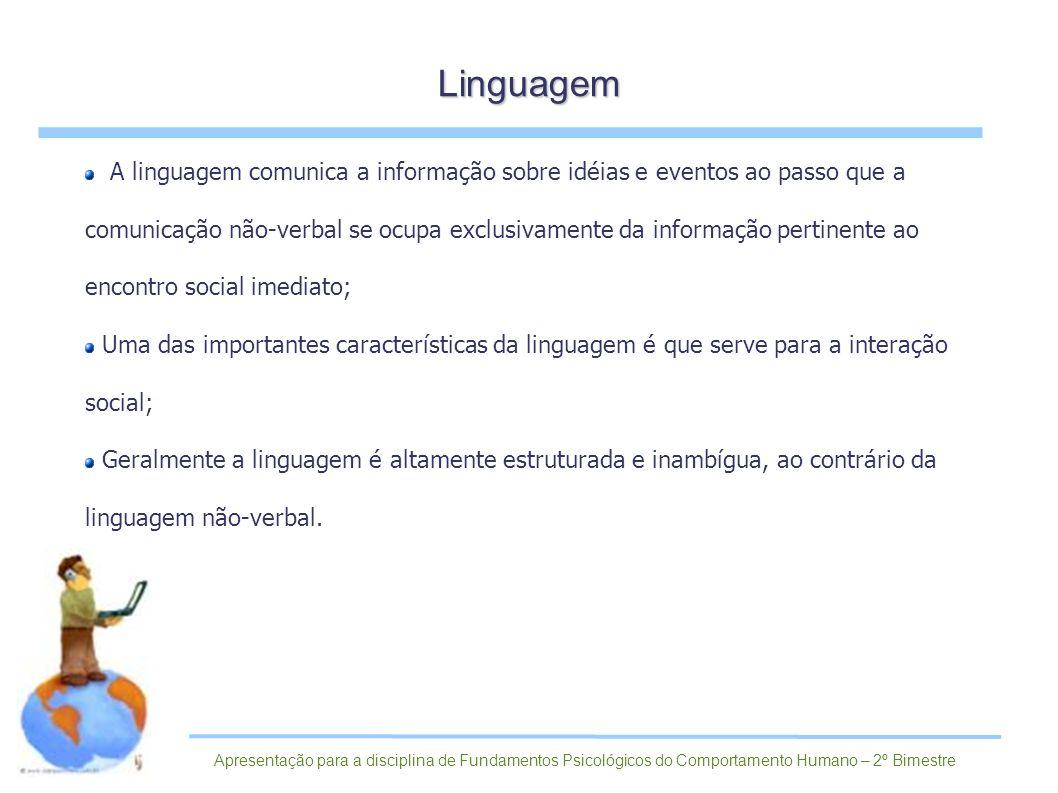Linguagem