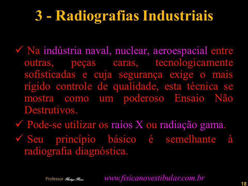 3 - Radiografias Industriais