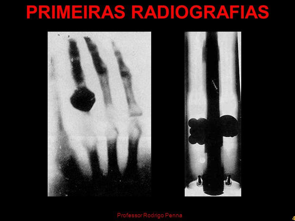 PRIMEIRAS RADIOGRAFIAS