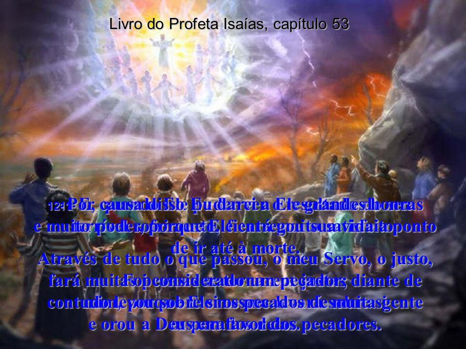 Livro do Profeta Isaías, capítulo 53