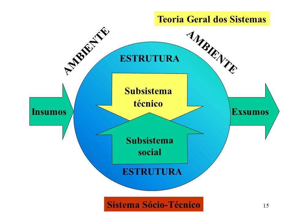Sistema Sócio-Técnico
