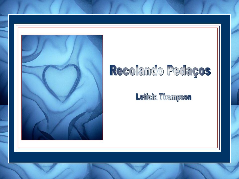 Recolando Pedaços Letícia Thompson