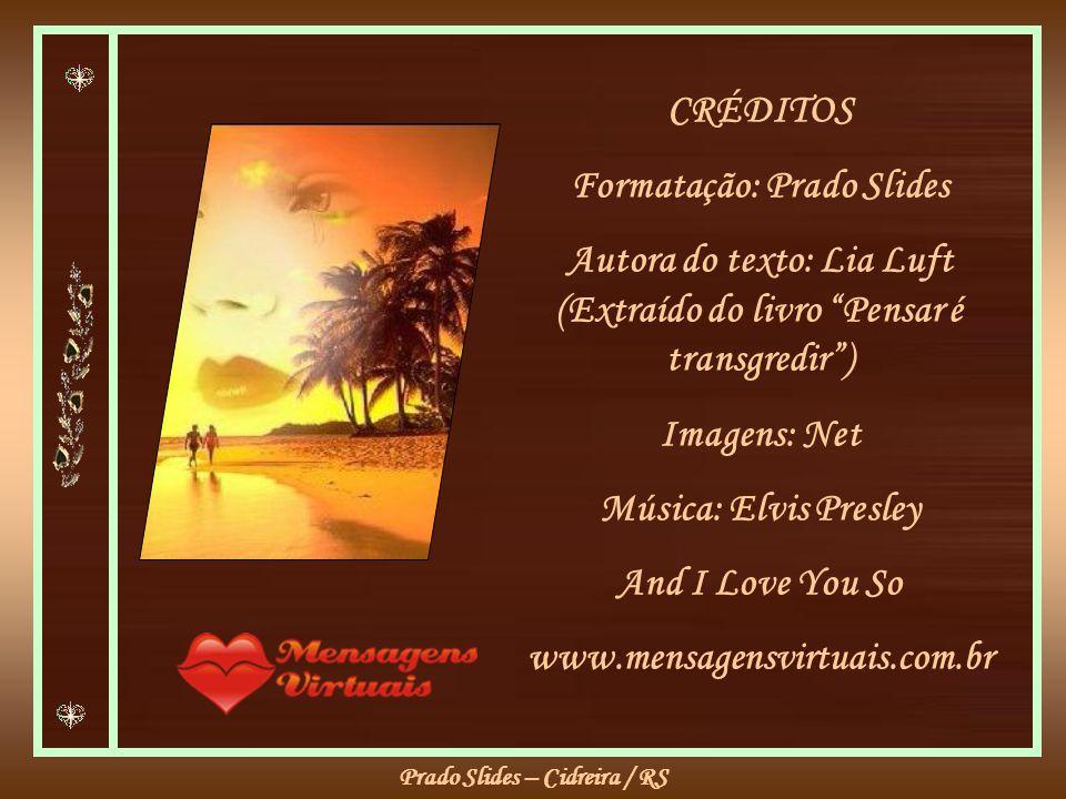 Formatação: Prado Slides