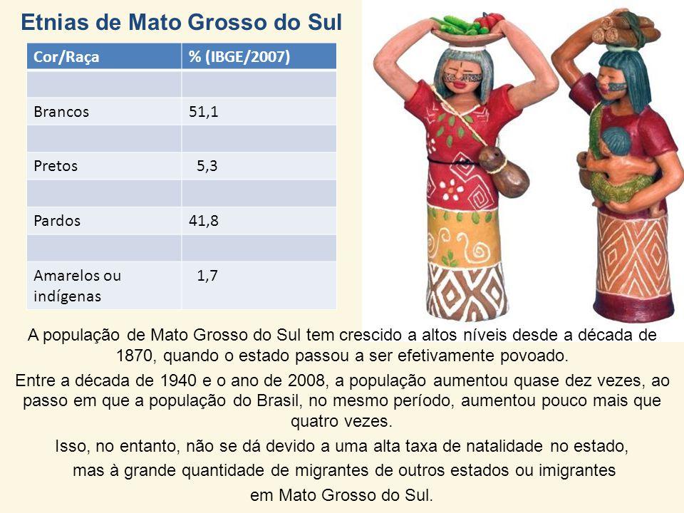 Etnias de Mato Grosso do Sul