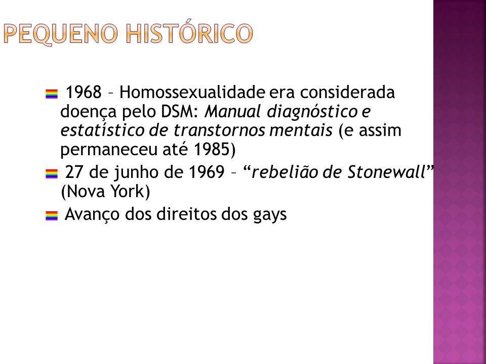 Pequeno Histórico