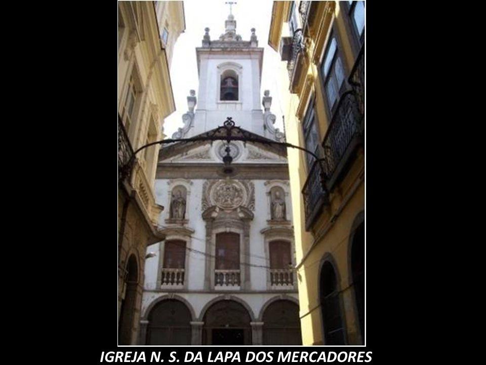 IGREJA N. S. DA LAPA DOS MERCADORES