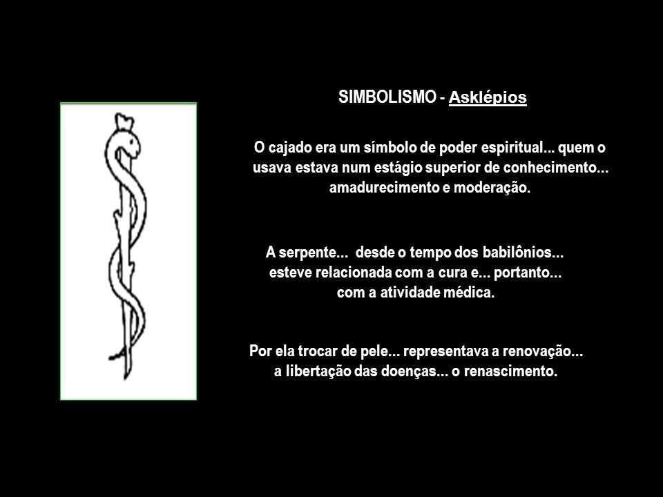SIMBOLISMO - Asklépios