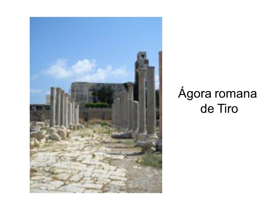 Ágora romana de Tiro