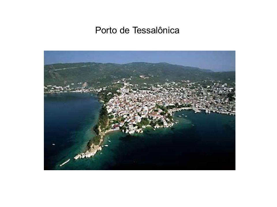 Porto de Tessalônica