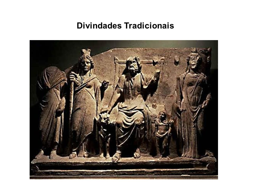 Divindades Tradicionais