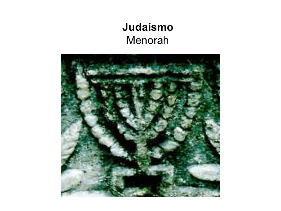 Judaísmo Menorah
