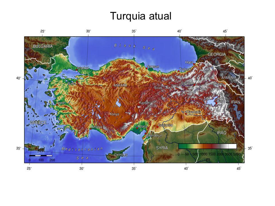 Turquia atual